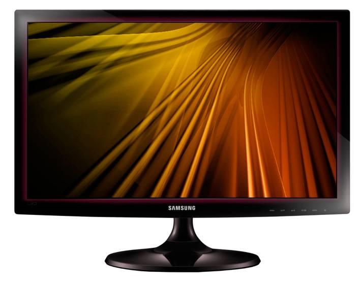 """Монитор 19.5"""" Samsung S20D300NH черный/красный - фото 1"""