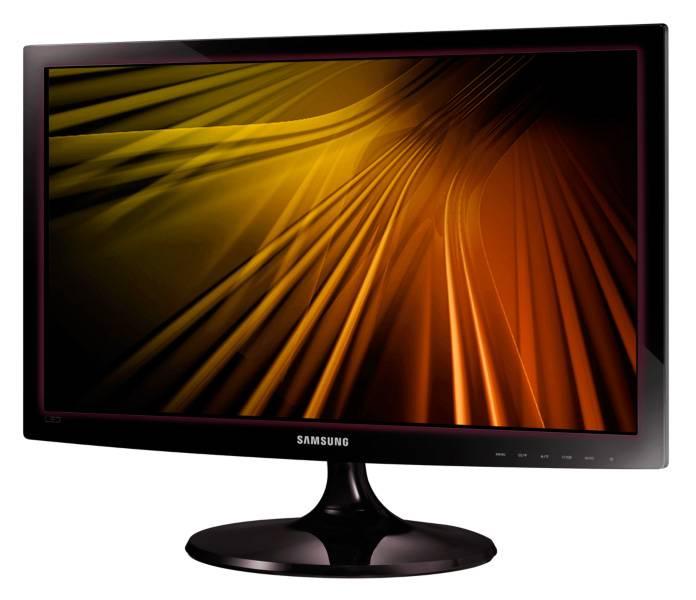 """Монитор 19.5"""" Samsung S20D300NH черный/красный - фото 2"""