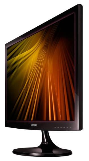 """Монитор 19.5"""" Samsung S20D300NH черный/красный - фото 4"""