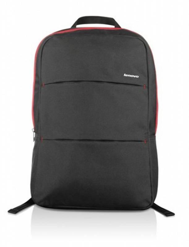 """Рюкзак для ноутбука 15.6"""" Lenovo Simple черный - фото 1"""