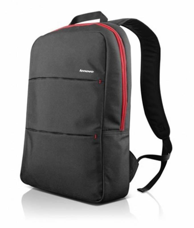 """Рюкзак для ноутбука 15.6"""" Lenovo Simple черный - фото 2"""