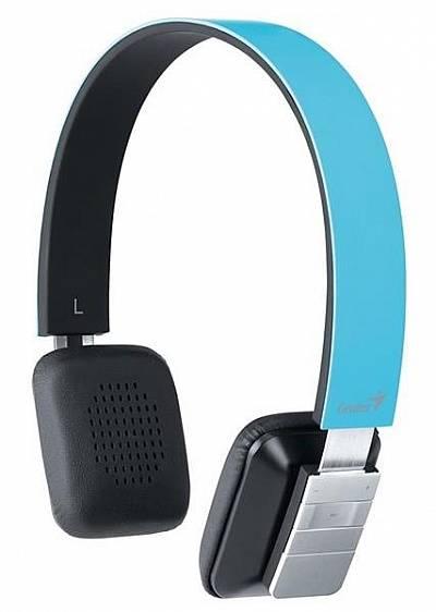 Наушники с микрофоном беспроводные Genius HS-920BT - фото 2