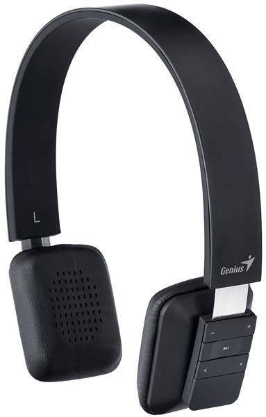 Наушники с микрофоном беспроводные Genius HS-920BT - фото 3