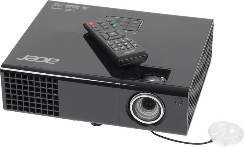 Проектор Acer M342 черный - фото 1