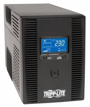 ИБП Tripplite SmartPro SMX1500LCDT черный