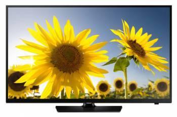 Телевизор LED 24 Samsung UE24H4070AU черный