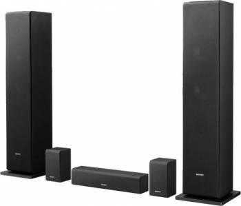 Комплект акустики Sony SS-CS310CR черный