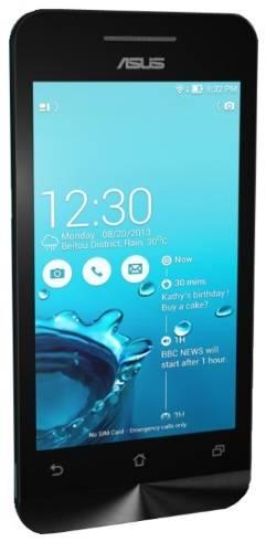 Смартфон Asus Zenfone 4 A450CG 8ГБ черный - фото 1