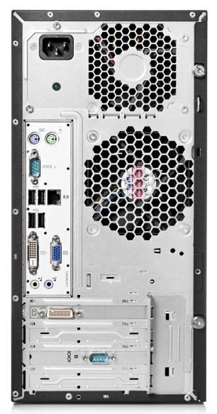 Системный блок HP ProDesk 400 G2 черный - фото 4
