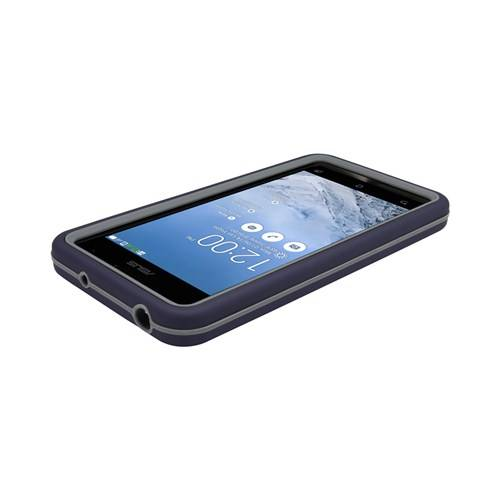 Чехол (клип-кейс) Asus Rugged Case синий - фото 4