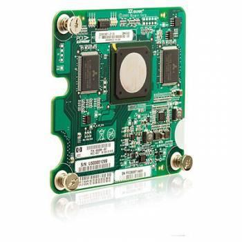 Адаптер HPE QMH2462 QLogic 4Gb FC HBA for c-Class BladeSystem (403619-B21)