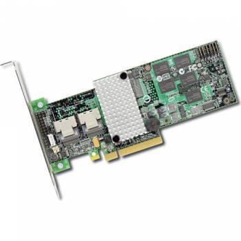 Контроллер LSI 9260-8I SGL RAID 0/1/10/5/6/50/60 8i-ports 512Mb (LSI00198)