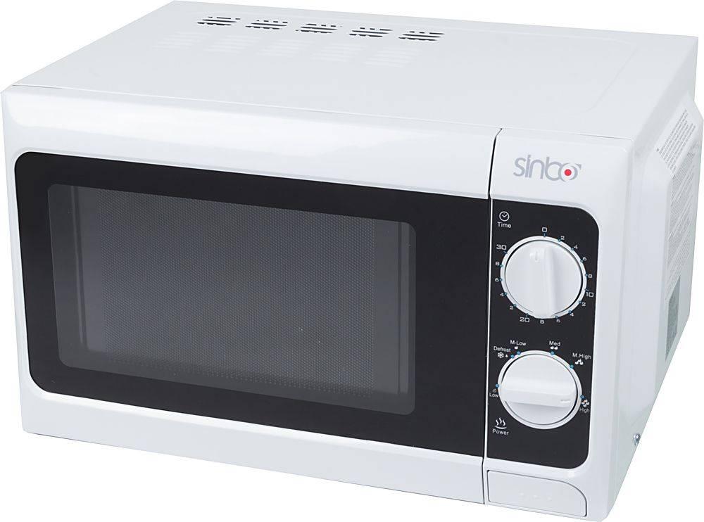 СВЧ-печь Sinbo SMO 3637 белый - фото 1