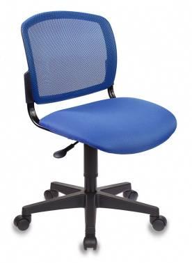 Кресло Бюрократ CH-296 / BL / 15-10 синий