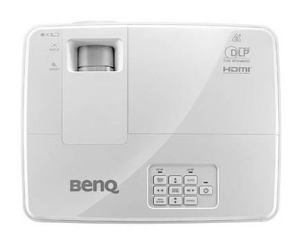 Проектор BenQ MS524  белый - фото 1