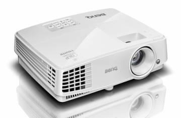 Проектор BenQ MS524  белый - фото 2