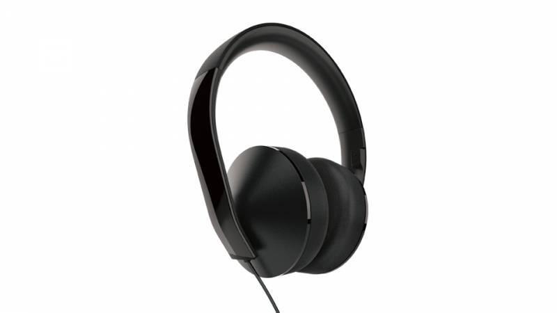 Стереогарнитура Microsoft Stereo Headset черный (S4V-00013) - фото 1