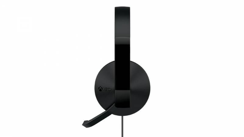 Стереогарнитура Microsoft Stereo Headset черный (S4V-00013) - фото 2