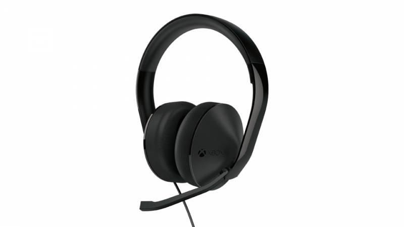 Стереогарнитура Microsoft Stereo Headset черный (S4V-00013) - фото 3