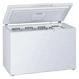 Морозильный ларь Liebherr GTP 3126 белый
