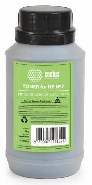 Тонер  Cactus CS-THP7BK-55