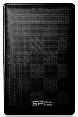 Внешний жесткий диск 500Gb Silicon Power A60 SP500GBPHDA60S3K Armor черный USB 3.0