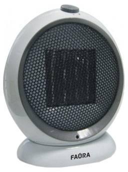 Тепловентилятор Neoclima PTC-20 FAURA белый / серебристый