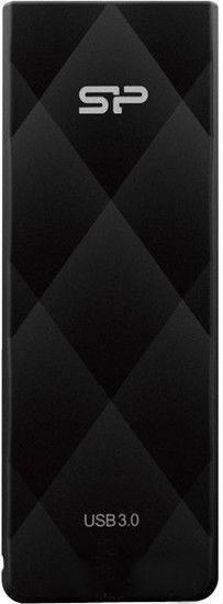 Флешка Silicon Power Blaze B20 128ГБ USB3.0 черный (SP128GBUF3B20V1K) - фото 1