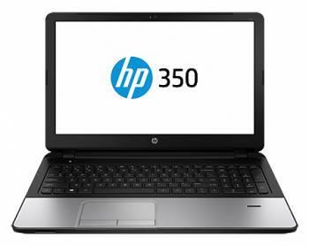 Ноутбук 15.6 HP 350 G1 (F7Y50EA) серебристый