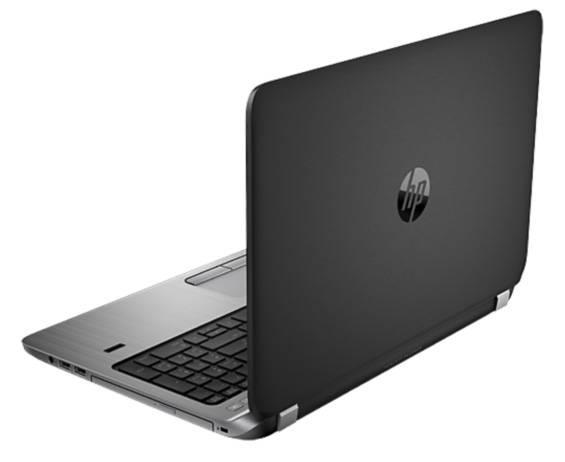 """Ноутбук 15.6"""" HP ProBook 455 G2 черный - фото 5"""