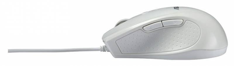 Мышь Asus UT415 белый - фото 4