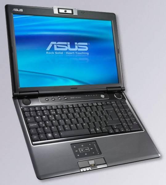"""Ноутбук 15.4"""" Asus M50Sr черный - фото 1"""