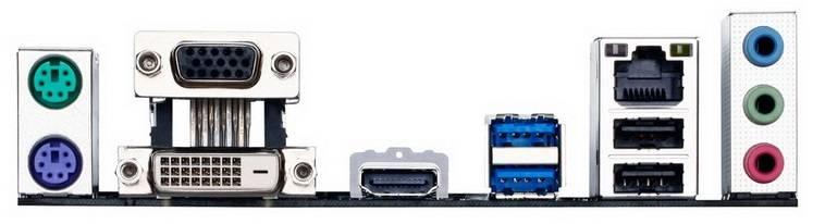 Материнская плата Soc-1150 Gigabyte GA-H81N-D2H mini-ITX - фото 3