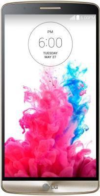 Смартфон LG G3 s D724 8ГБ золотистый - фото 1