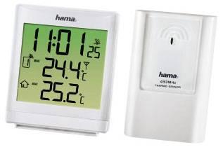 Погодная станция Hama EWS-870 H-113984 белый - фото 1