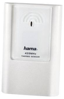 Погодная станция Hama EWS-870 H-113984 белый - фото 2