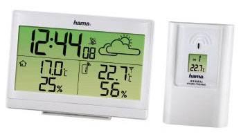 Погодная станция Hama EWS-890 H-113986 белый