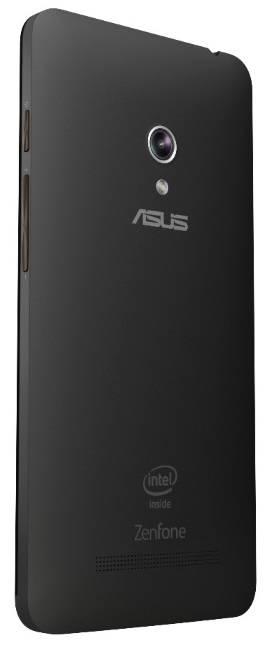 Смартфон Asus Zenfone 5 LTE A500KL 16ГБ черный - фото 2
