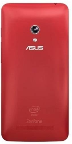 Смартфон Asus Zenfone 5 LTE A500KL 16ГБ красный - фото 2