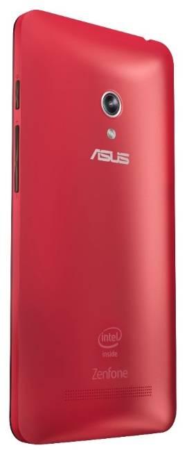 Смартфон Asus Zenfone 5 LTE A500KL 16ГБ красный - фото 3