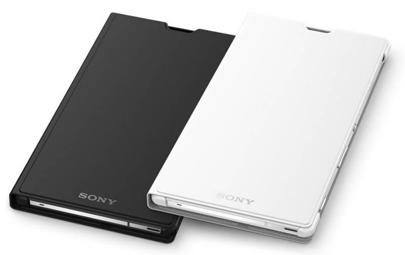 Чехол Sony SCR16, для Sony Xperia T3, черный (SCR16 Black) - фото 3
