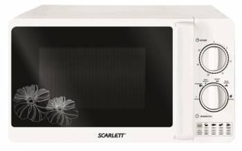 СВЧ-печь Scarlett SC-MW9020S01M белый (SC - MW9020S01M)