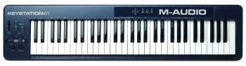 ���������� MIDI  M-Audio Keystation 61 II
