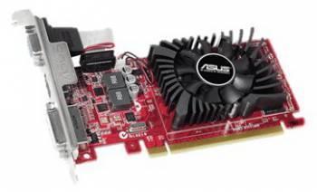 Видеокарта Asus Radeon R7 240 4096 МБ (R7240-OC-4GD3-L)