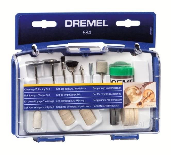 Набор принадлежностей Dremel 684 (20 пред.) - фото 1