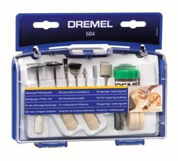 Набор принадлежностей Dremel 684 (20 пред.)