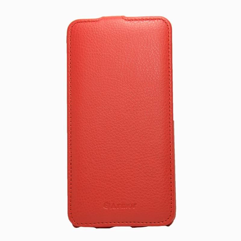 Чехол Armor-X flip full, для Apple iPhone 6 Plus, красный - фото 1