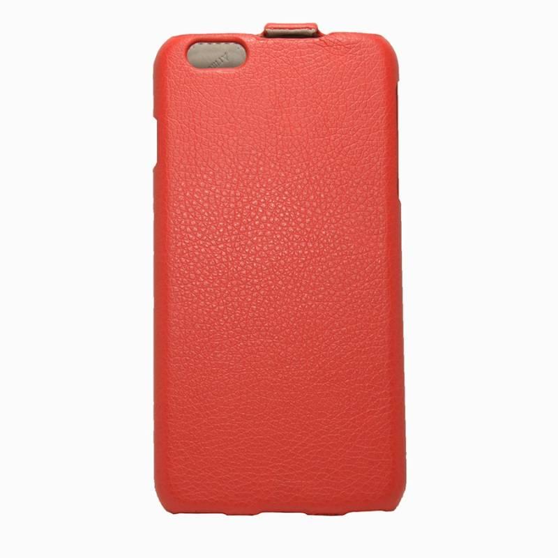 Чехол Armor-X flip full, для Apple iPhone 6 Plus, красный - фото 2