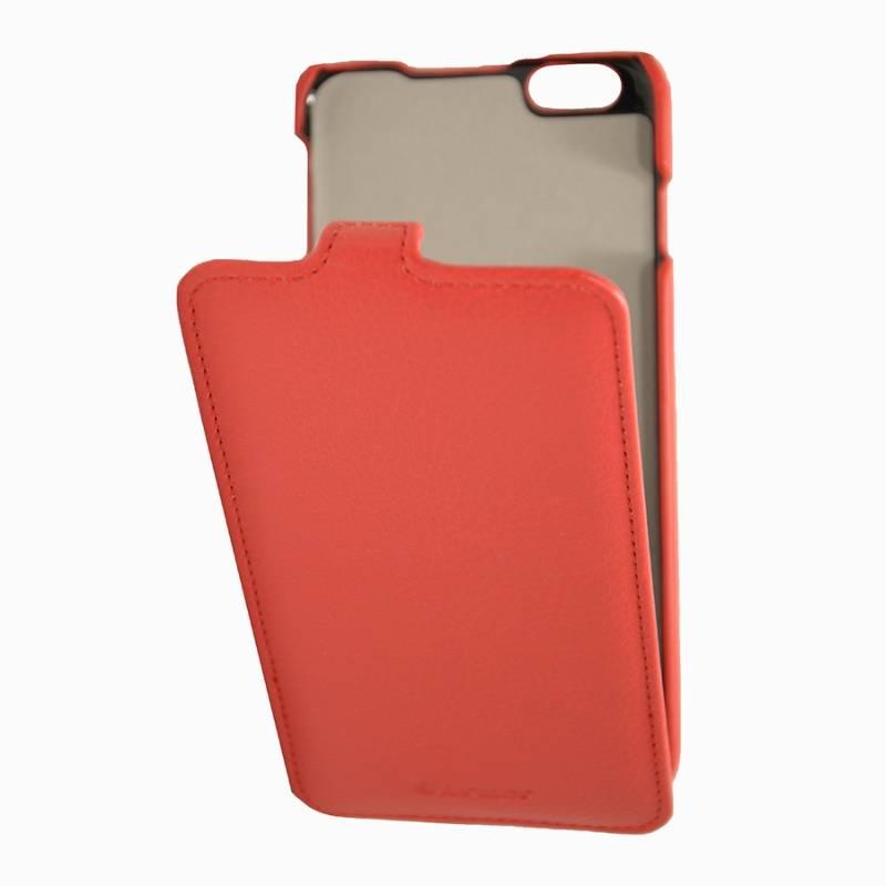 Чехол Armor-X flip full, для Apple iPhone 6 Plus, красный - фото 3
