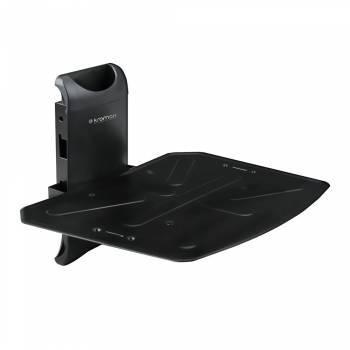 Кронштейн-подставка для DVD и AV систем Kromax Steel-Mono черный (20193)